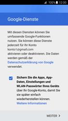 Samsung G920F Galaxy S6 - E-Mail - Konto einrichten (gmail) - Schritt 15