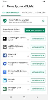 Samsung Galaxy S9 Plus - Android Pie - Apps - Nach App-Updates suchen - Schritt 7