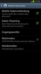 Samsung Galaxy S III - Internet und Datenroaming - Deaktivieren von Datenroaming - Schritt 6