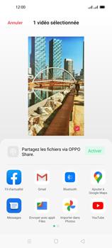 Oppo Reno 4 Pro - Photos, vidéos, musique - Créer une vidéo - Étape 18