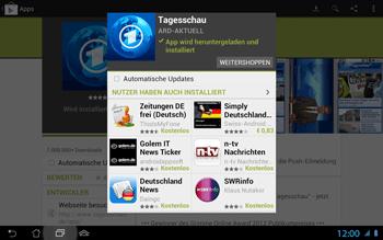 Asus Padfone 2 - Apps - Herunterladen - Schritt 11
