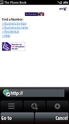 Nokia 5800 Xpress Music - Internet - Internet browsing - Step 12