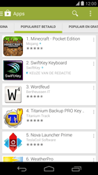 LG D821 Google Nexus 5 - apps - app store gebruiken - stap 7
