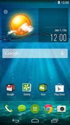 Acer Liquid Jade S - Voicemail - Handmatig instellen - Stap 1