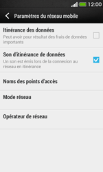 HTC Desire 500 - Internet - configuration manuelle - Étape 7