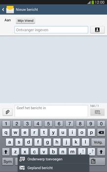 Samsung T315 Galaxy Tab 3 8-0 LTE - MMS - afbeeldingen verzenden - Stap 9