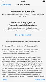Apple iPhone 6 Plus - Apps - Konto anlegen und einrichten - 21 / 38