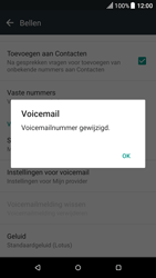 HTC One A9 - Android Nougat - voicemail - handmatig instellen - stap 8