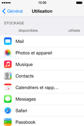 Apple iPhone 4S - Applications - Supprimer une application - Étape 8