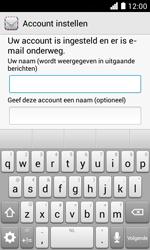 Huawei Ascend Y330 - E-mail - e-mail instellen: POP3 - Stap 20