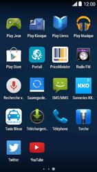 Bouygues Telecom Ultym 5 II - Contact, Appels, SMS/MMS - Envoyer un SMS - Étape 3