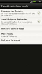 HTC One S - Internet et roaming de données - Désactivation du roaming de données - Étape 6