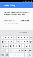 Samsung Galaxy J5 (2017) - apps - account instellen - stap 10