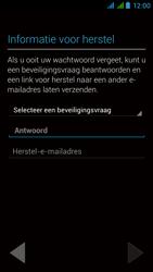Fairphone Fairphone 1 - Applicaties - Account aanmaken - Stap 13