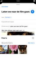 Apple iPhone SE (2020) (Model A2296) - E-mail - Hoe te versturen - Stap 15