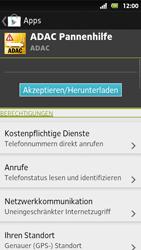Sony Xperia Sola - Apps - Herunterladen - Schritt 20