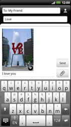 HTC Z715e Sensation XE - MMS - Sending pictures - Step 11