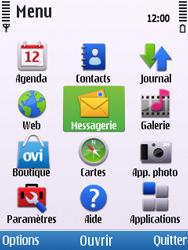 Nokia C5-00 - SMS - configuration manuelle - Étape 3