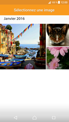 Sony Xperia XZ - MMS - envoi d'images - Étape 14