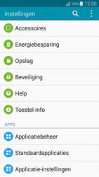 Samsung A500FU Galaxy A5 - software - update installeren zonder pc - stap 4
