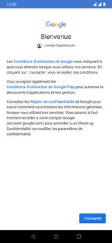 OnePlus 7 - E-mails - Ajouter ou modifier votre compte Gmail - Étape 10