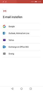 Huawei Mate 20 - E-mail - Handmatig instellen (gmail) - Stap 7