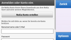 Nokia C6-00 - Apps - Konto anlegen und einrichten - 11 / 15