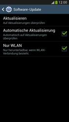 Samsung Galaxy S 4 LTE - Software - Installieren von Software-Updates - Schritt 7
