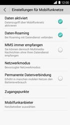 Huawei Ascend G6 - Ausland - Im Ausland surfen – Datenroaming - 9 / 11