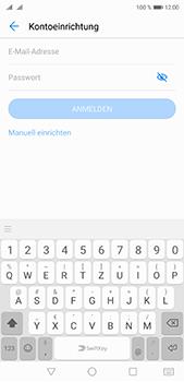Huawei P20 Pro - E-Mail - Konto einrichten (outlook) - Schritt 5