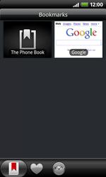 HTC A7272 Desire Z - Internet - Internet browsing - Step 9