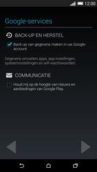 HTC One M8 - apps - account instellen - stap 13