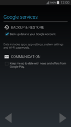 Samsung G850F Galaxy Alpha - Applications - Setting up the application store - Step 13