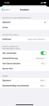 Apple iPhone 11 - iOS 14 - E-Mail - Manuelle Konfiguration - Schritt 23