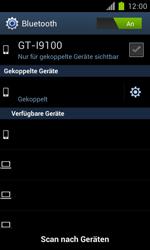 Samsung Galaxy S II - Bluetooth - Verbinden von Geräten - Schritt 8