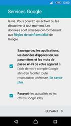 Sony Xperia Z5 Compact - Applications - Configuration de votre store d