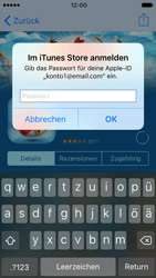 Apple iPhone SE - Apps - Herunterladen - 16 / 19