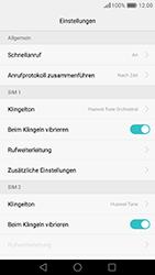 Huawei Honor 8 - Anrufe - Rufumleitungen setzen und löschen - Schritt 6
