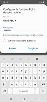 Samsung Galaxy A20e - Internet - comment configurer un point d'accès mobile - Étape 10