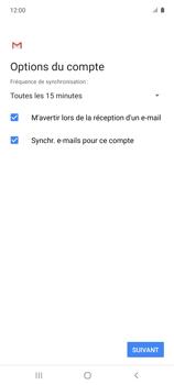 Samsung Galaxy A51 5G - E-mails - Ajouter ou modifier un compte e-mail - Étape 20