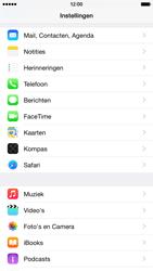 Apple iPhone 6 Plus iOS 8 - E-mail - e-mail instellen (yahoo) - Stap 3