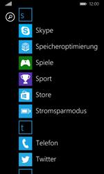 Microsoft Lumia 532 - Apps - Konto anlegen und einrichten - Schritt 3