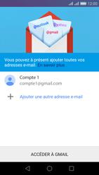 Huawei Honor 5X - E-mail - Configuration manuelle (gmail) - Étape 15