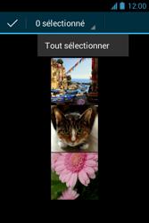 Bouygues Telecom Bs 351 - Photos, vidéos, musique - Envoyer une photo via Bluetooth - Étape 8