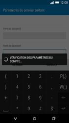 HTC Desire 820 - E-mails - Ajouter ou modifier un compte e-mail - Étape 17