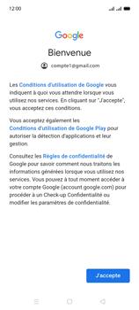 Oppo A15 - E-mails - Ajouter ou modifier votre compte Gmail - Étape 10