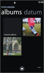 Nokia Lumia 800 - MMS - hoe te versturen - Stap 7