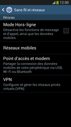 Samsung C105 Galaxy S IV Zoom LTE - MMS - Configuration manuelle - Étape 5