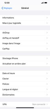 Apple iPhone 11 - iOS 14 - Logiciels - Installation de mises à jour - Étape 4