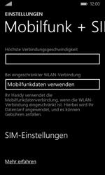 Microsoft Lumia 435 - Internet - Manuelle Konfiguration - Schritt 9